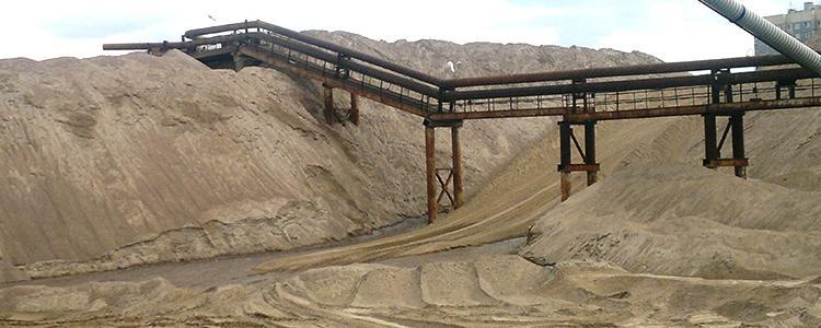 песок сеяный купить с доставкой