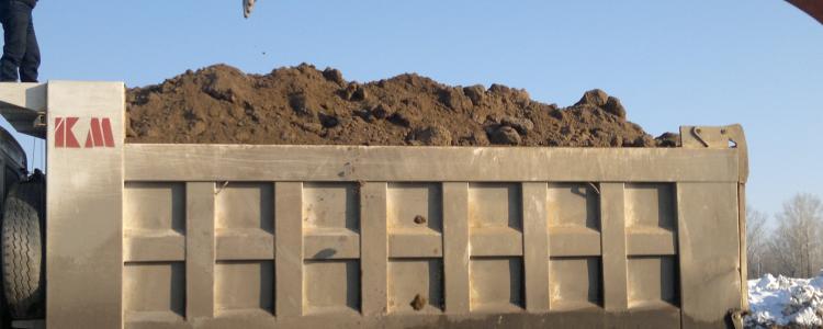 выгодный песок в Солнечногорске